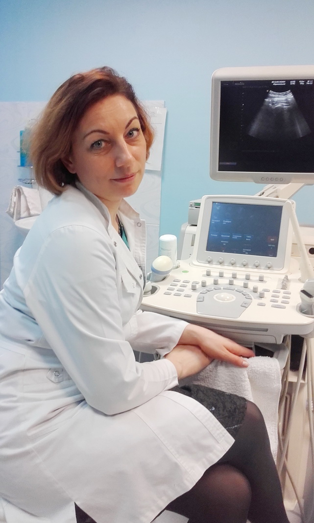 врач УЗИ Валеева Юлия Сергеевна
