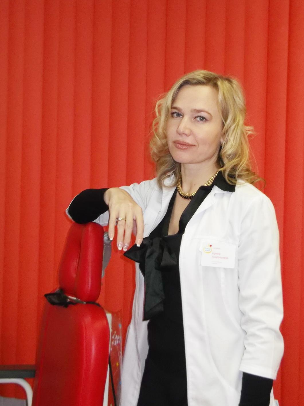 кардиолог Нестерова Ирина Анатольевна